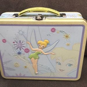 Tinker Bell tin Lunchbox from The Tin Box Company